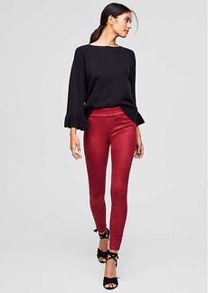 LOFT Leggings in Faux Suede