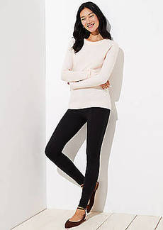 LOFT Leggings in Seamed Ponte