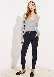 LOFT Leggings in Speckled Patch Pocket