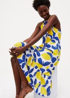 Lemonade Halter Dress