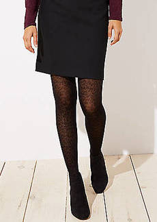 LOFT Leopard Tights
