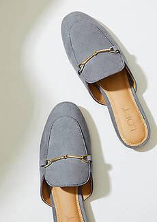 LOFT Loafer Slides