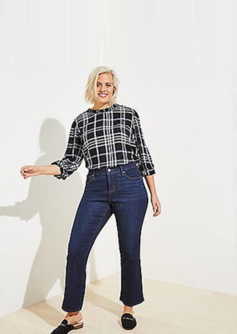 LOFT Plus Bootcut Jeans