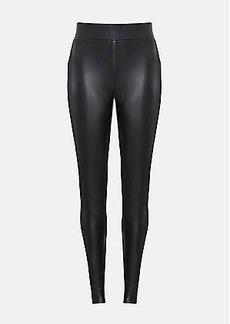 LOFT Plus Faux Leather Leggings