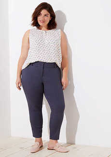 LOFT Plus Skinny Ankle Pants