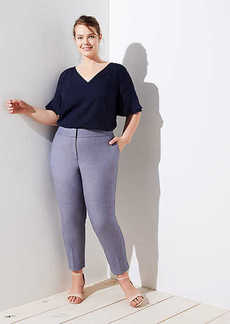 LOFT Plus Slim Custom Stretch Pencil Pants
