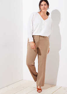 LOFT Plus Trousers in Custom Stretch in Marisa Fit