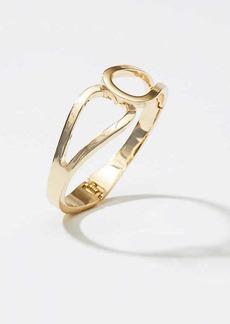 LOFT Loop Cuff Bracelet