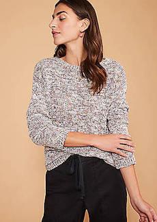LOFT Lou & Grey Blushmarl Sweater