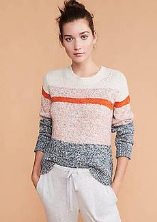 LOFT Lou & Grey Colorblock Sweater