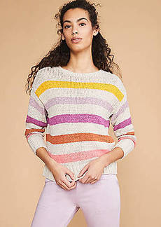 LOFT Lou & Grey Colorline Sweater