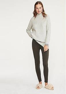 LOFT Lou & Grey Cozy Flipside Leggings