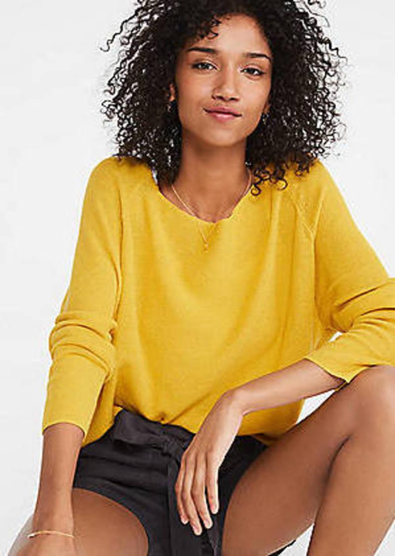 Lou & Grey Dolman Sweater