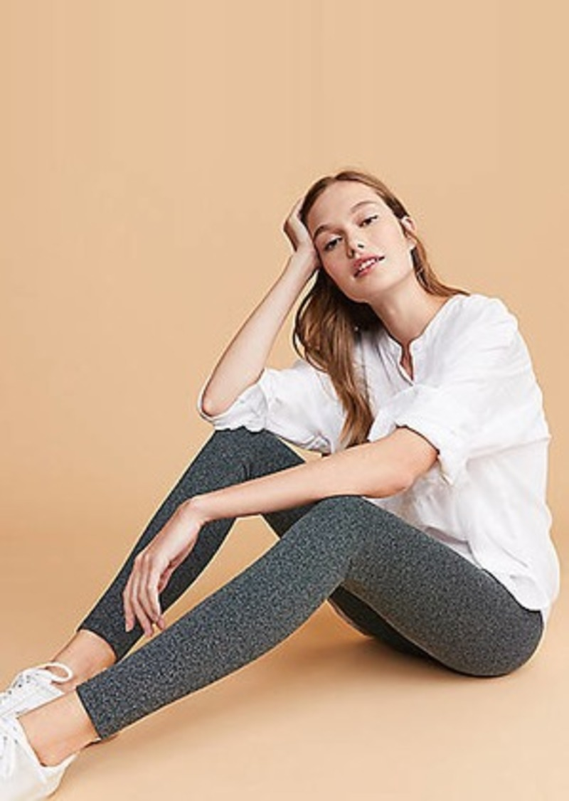 LOFT Lou & Grey Flecked Ponte Leggings