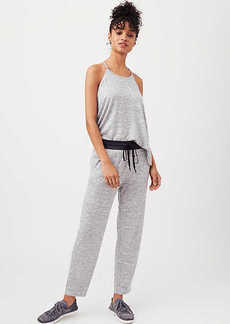 LOFT Lou & Grey FORM Marled Track Pants - Anytime