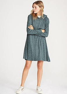 LOFT Lou & Grey Hoodie Dress