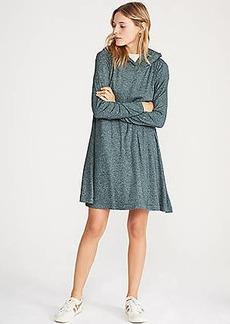 LOFT Lou & Grey Hoodie Dress