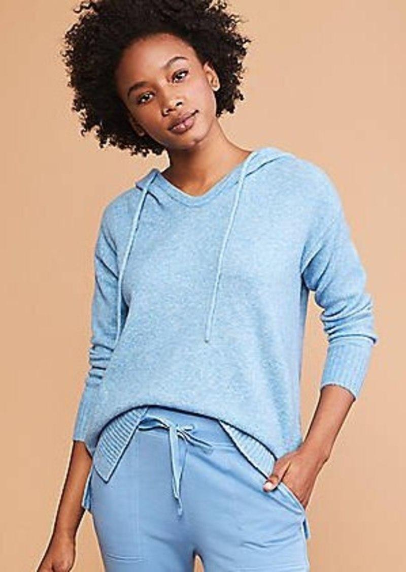 LOFT Lou & Grey Hoodie Tunic Sweater