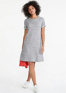 LOFT Lou & Grey Lightweight Terry Tee Dress