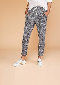 LOFT Lou & Grey Marlknit Sweatpants