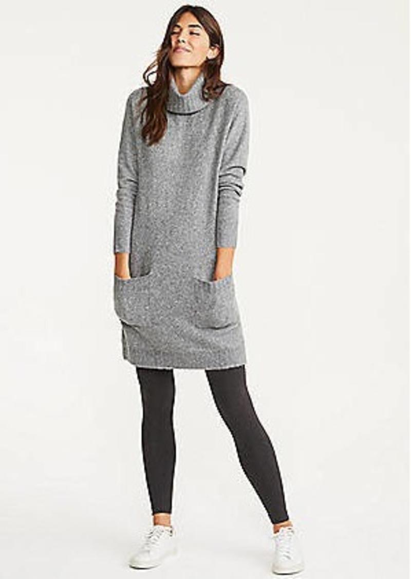 LOFT Lou & Grey Pocket Sweater Dress