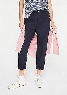Lou & Grey Poplin Pants