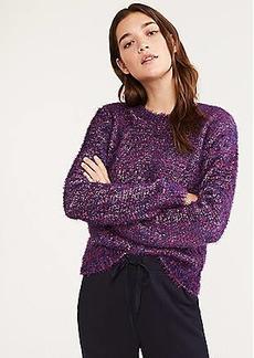 LOFT Lou & Grey Purple Haze Sweater