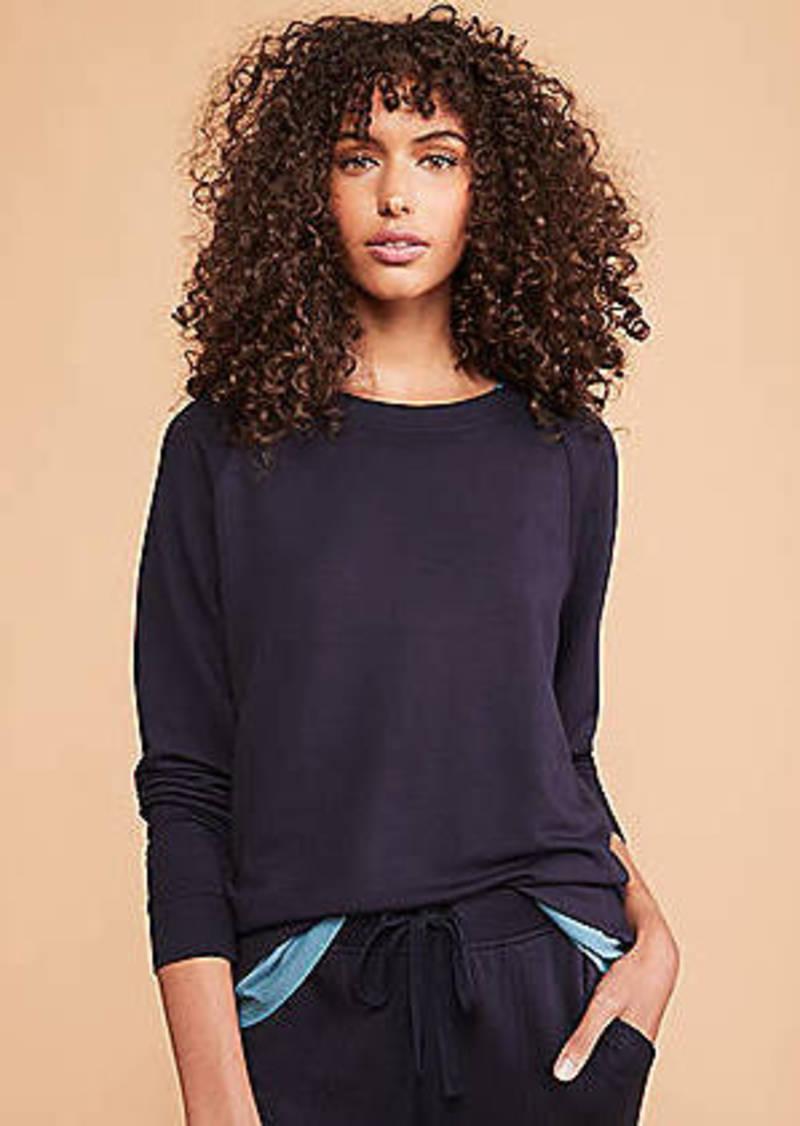 LOFT Lou & Grey Signature Softblend Sweatshirt