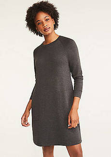 LOFT Lou & Grey Signature Softblend Sweatshirt Dress