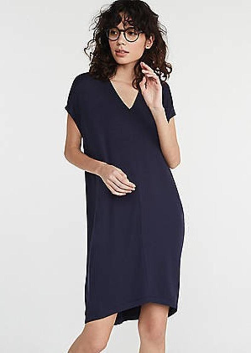 LOFT Lou & Grey Signaturesoft Double V Dress