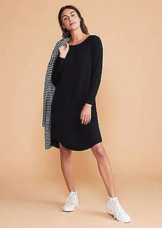 LOFT Lou & Grey Signaturesoft Shirttail Dress