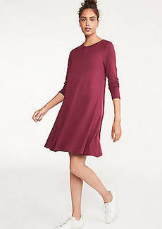 LOFT Lou & Grey Signature Softblend Lite Swing Dress