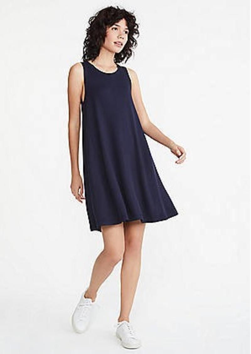 LOFT Lou & Grey Signature Softblend Lite Swing Dress