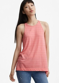Lou & Grey Striped Softserve Cotton Bare Tank