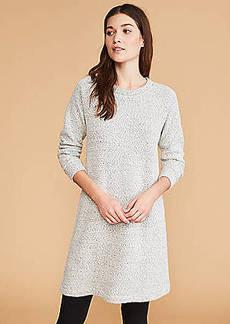 LOFT Lou & Grey Tweedy Dress
