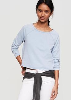 Lou & Grey Bleachout Sweatshirt