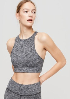 Lou & Grey Brushed Streeeetch Crop Top
