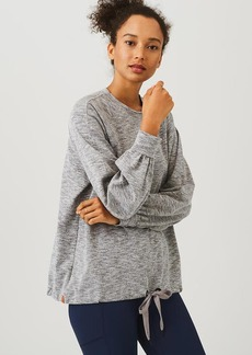 Lou & Grey FORM Blousy Sweatshirt - Anytime