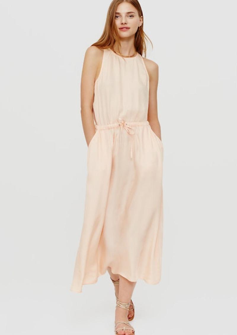 LOFT Lou & Grey Luster Cutout Midi Dress