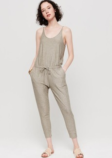 LOFT Lou & Grey Marlknit Jumpsuit