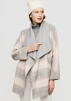 Lou & Grey Plaidbrush Jacket