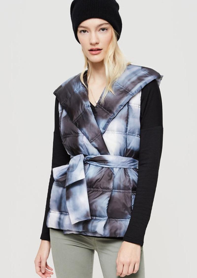 LOFT Lou & Grey Puffer Vest