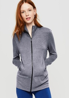 LOFT Lou & Grey Rebound Terry Jacket