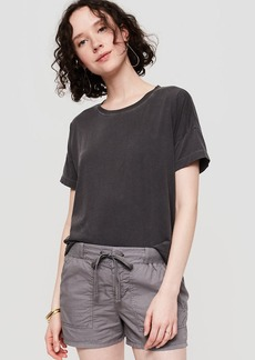 Lou & Grey Relaxed Softserve Cotton Tee