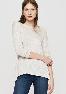 LOFT Lou & Grey Ribside Sweater