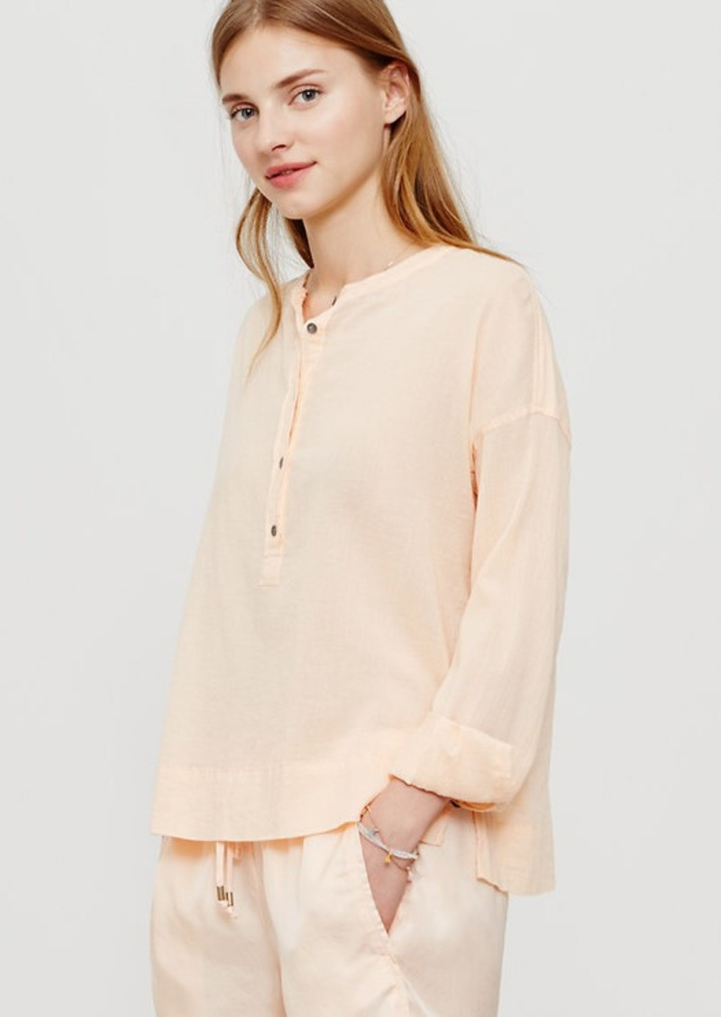 LOFT Lou & Grey Safari Shirt