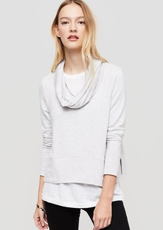 Lou & Grey Signaturesoft Cowl Top