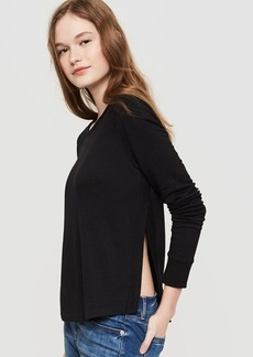 Lou & Grey Signaturesoft Hi-Slit Tunic