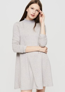 Lou & Grey Signaturesoft Mockneck Dress