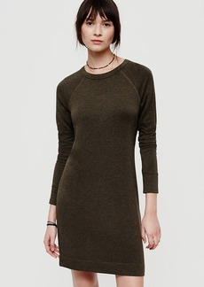Lou & Grey Signaturesoft Sweatshirt Dress